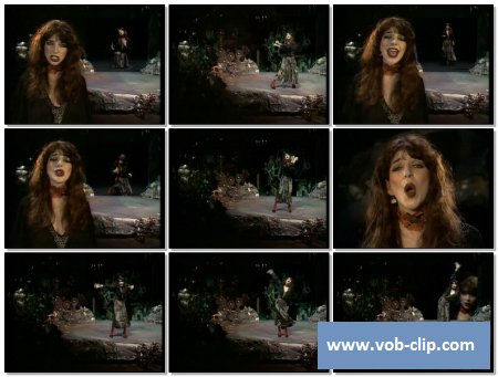 Kate Bush - Wuthering Heights (From Top Pop) (1978) (VOB)