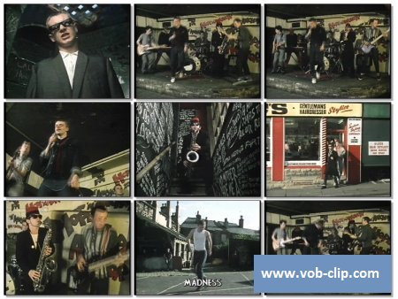 Madness - One Step Beyond (1979) (VOB)