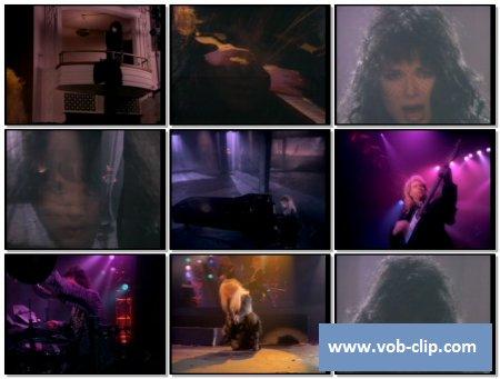 Heart - Alone (MixMash Version) (1987) (VOB)