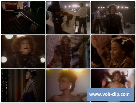 Whitney Houston - Greatest Love Of All (Telegenics Version) (1986) (VOB)