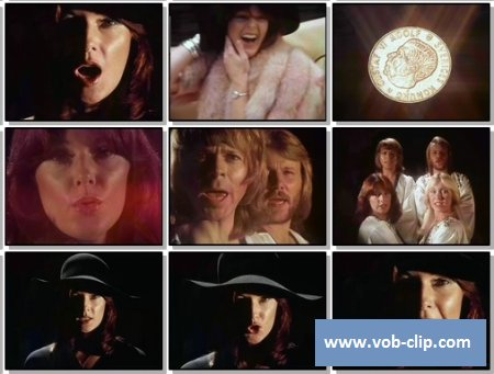 ABBA - Money Money Money (1976) (VOB)