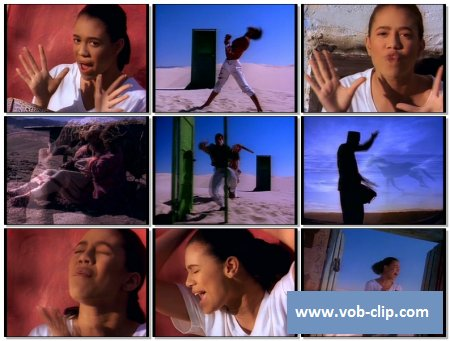 Tracie Spencer - This House (1990) (VOB)