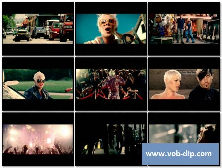 Pink - So What (2008) (VOB)