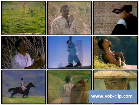 Philip Bailey - Walking On The Chinese Wall (1985) (VOB)