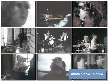 O.M.D. (Orchestral Manoeuvres In The Dark) - (Forever) Live And Die (Videopool UK Version) (1986) (VOB)