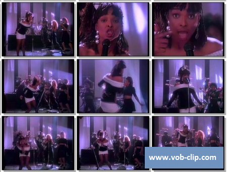 Siedah Garrett - Refuse To Be Loose (1988) (VOB)