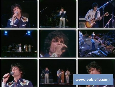 B.J. Thomas - (Hey Won't You Play) Another Somebody Done Somebody Wrong Song (From The Midnight Special) (1975) (VOB)