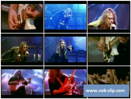 Helloween - Forever And One (1996) (VOB)