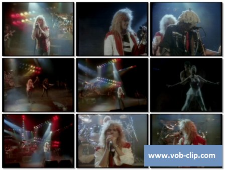 Saxon - Waiting For The Night (1986) (VOB)
