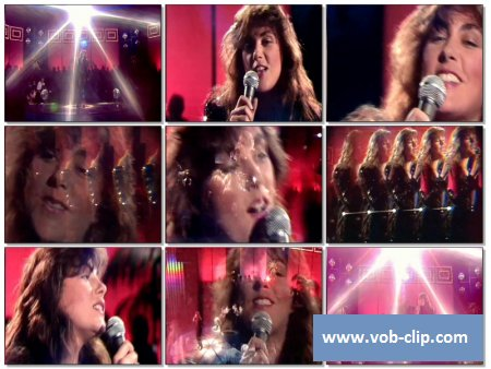 Laura Branigan - All Night With Me (1982) (VOB)