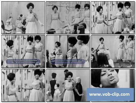 Supremes - Baby Love (From Top Pop) (1964) (VOB)