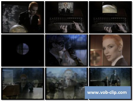 Eurythmics - Sweet Dreams (Are Made Of This) (MixMash Version) (1983) (VOB)