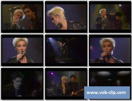 Roxette - Chances (1988) (VOB)