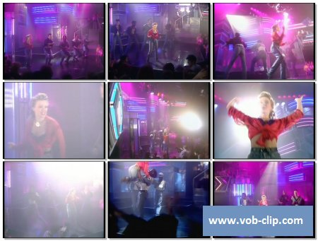 Kylie Minogue - Hand On Your Heart (Top Of The Pops Version) (1989) (VOB)