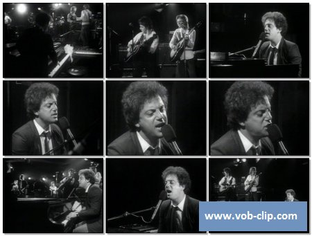 Billy Joel - Everybody Loves You Now (1972) (VOB)