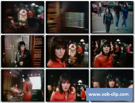 Joan Jett And The Blackhearts - I Love Rock 'N' Roll (Color Video) (1981) (VOB)