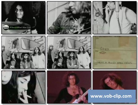 Deep Purple - When A Blind Man Cries (1972) (VOB)