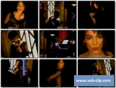 Jasmine Guy - Just Want To Hold You (1991) (VOB)