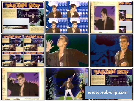 Baltimora - Tarzan Boy (Wolfram Version) (1985) (VOB)
