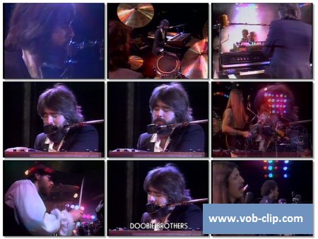 Doobie Brothers Feat Michael McDonald - What A Fool Believes (1986) (VOB)