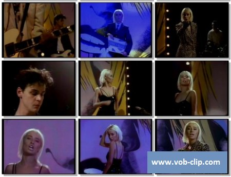 Transvision Vamp - Born To Be Sold (1989) (VOB)