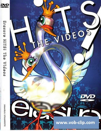 Erasure - Hits! The Videos (2003) (2xDVD9)