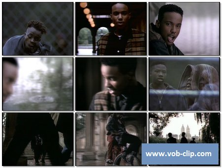 Tevin Campbell - Can We Talk (1993) (VOB)