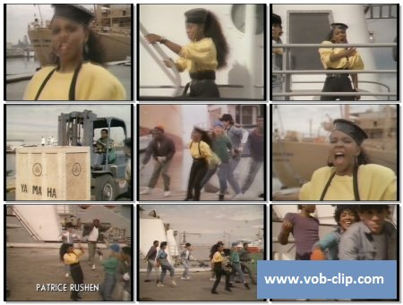 Patrice Rushen - Watch Out (1987) (VOB)