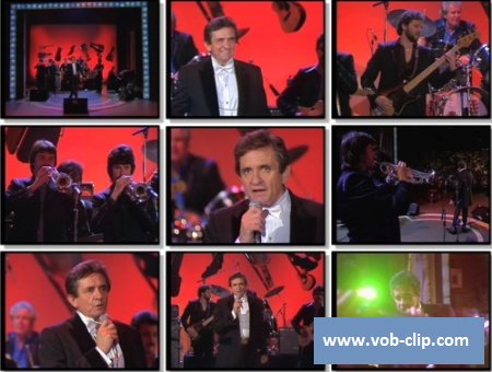 Johnny Cash - Ring Of Fire (From Wetten Dass) (1983) (VOB)