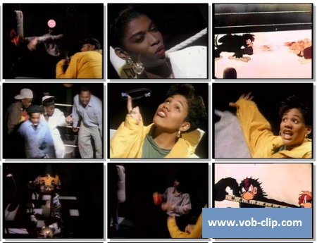 Monie Love vs. Adeva - Ring My Bell (1991) (VOB)