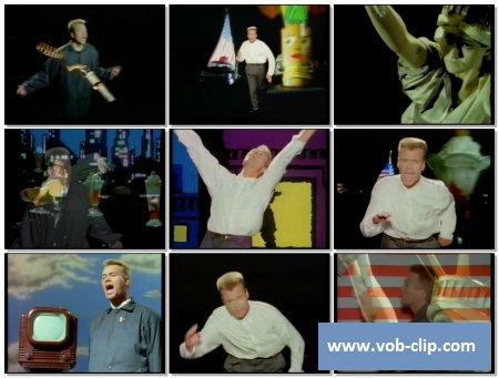 Red Box - For America (1986) (VOB)