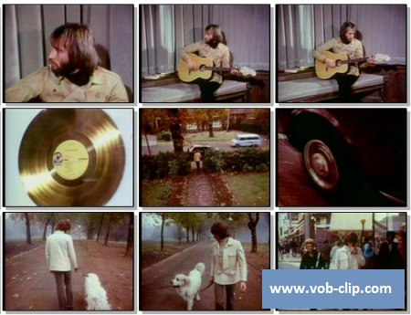 Bee Gees - Lonely Days (1975) (VOB)