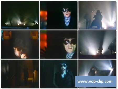 Sisters Of Mercy - No Time To Cry (1985) (VOB)