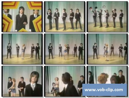 Lulu Feat Bay City Rollers - Boy Meets Girl (1975) (VOB)