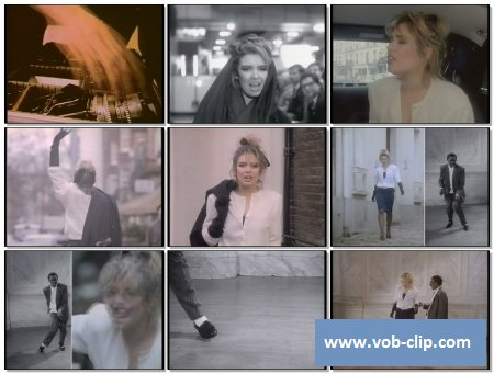 Kim Wilde & Junior Giscombe - Another Step (Closer To You) (Videopool UK Version) (1987) (VOB)