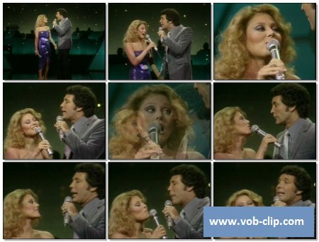Tom Jones & Audrey Landers - Reunited (1985) (VOB)