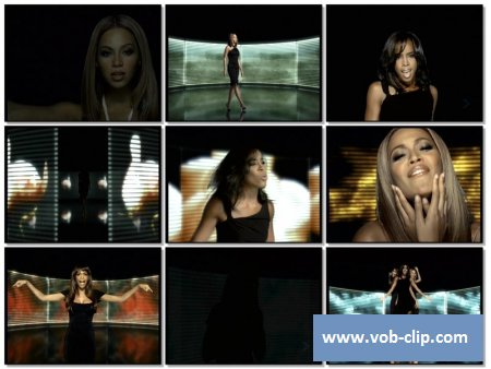 Destiny's Child - Stand Up For Love (2005) (VOB)