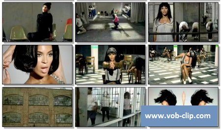 Beyonce - Countdown (Billionaire Radio Mix) (VPS Video Mix) (2011) (VOB)