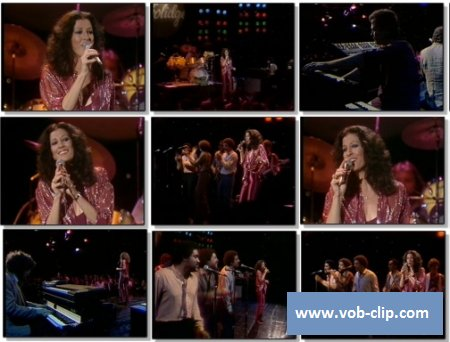 Rita Coolidge - (Your Love Has Lifted Me) Higher And Higher (From The Midnight Special) (1979) (VOB)