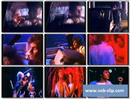John Parr - Magical (Uncensored Version) (1984) (VOB)