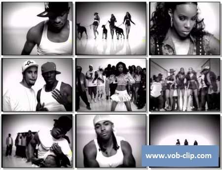 Destiny's Child Feat. T.I. And Lil' Wayne - Soldier (Krazytoons Remix) (2009) (VOB)