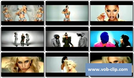 Beyonce Feat. Lady Gaga - Video Phone (Wawa Remix) (2009) (VOB)