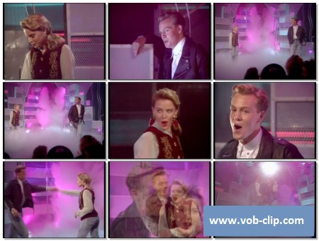 Kylie Minogue & Jason Donovan - Especially For You (Top Of The Pops Version) (1988) (VOB)