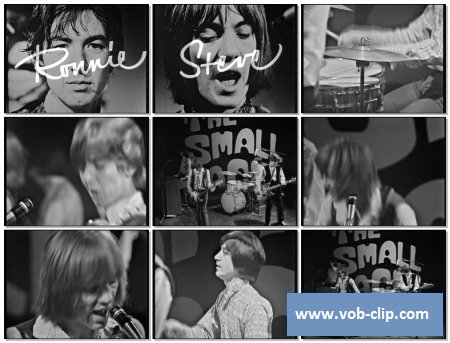 Small Faces - Tin Soldier (Popside, Swedish TV) (1968) (VOB)