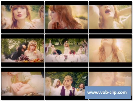 Florence & Machine - Rabbit Heart (Raise It Up) (MixMash Version) (2009) (VOB)