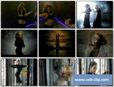 Beyonce And Shakira - Beautiful Liar (Extended Version) (2010) (VOB)