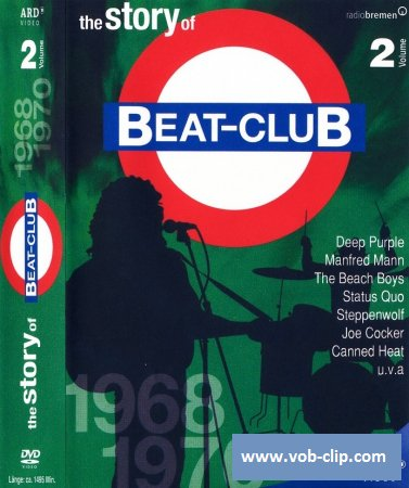 The Story Of Beat-Club: 1968-1970 (Volume 2) (2008) (8xDVD9)