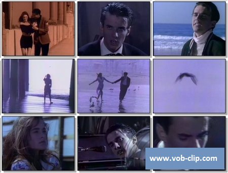 Tommy Page - A Shoulder To Cry On (1989) (VOB)