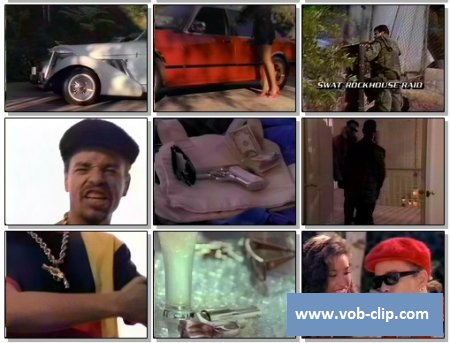 Ice-T - High Rollers (1988) (VOB)