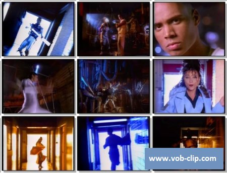 2 Unlimited - The Real Thing (1993) (VOB)